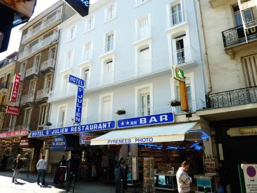 Hôtel Saint Julien - Hôtel - Lourdes