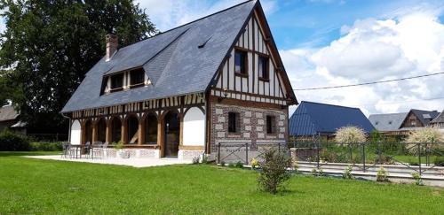 Gîte LE PRESSOIR - NORMANDIE - Location saisonnière - Étréville