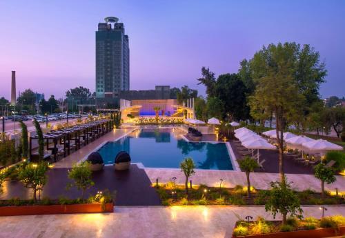 . Adana HiltonSA Hotel