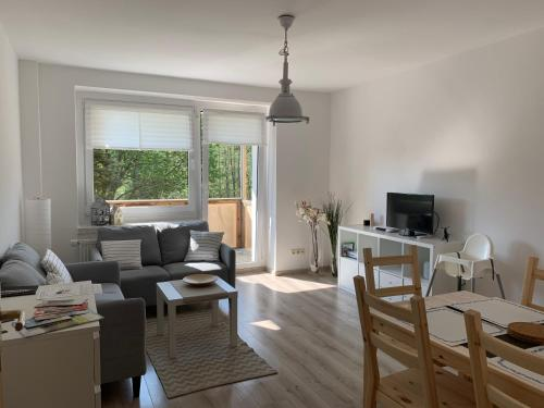 Moderne Ferienwohnung für 5 Gäste in Oberwiesenthal - Apartment