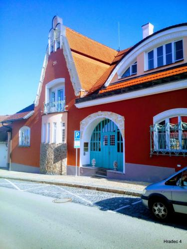 Flat Jindrichuv Hradec
