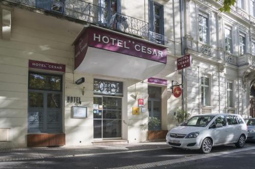 Citotel Hôtel Cesar - Hôtel - Nîmes