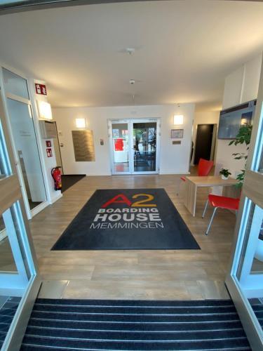 A2 Boarding House Memmingen - Accommodation