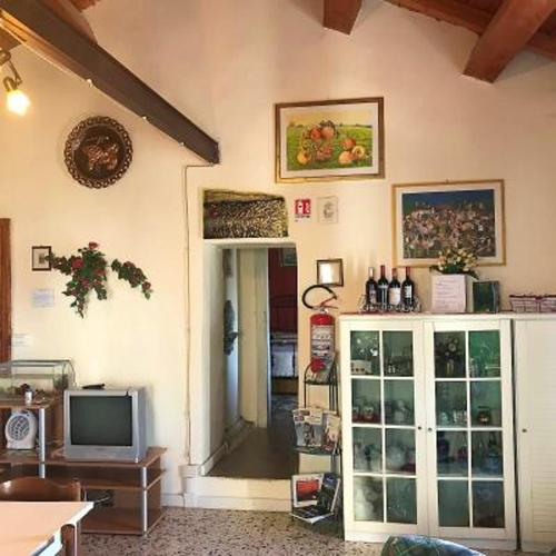 . Apartment with one bedroom in Montenero di Bisaccia with wonderful mountain view and furnished balcony 10 km from the beach