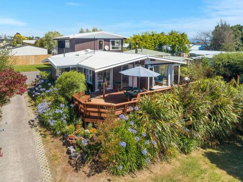 Wharewaka Hideaway - Wharewaka Holiday Home - Taupo
