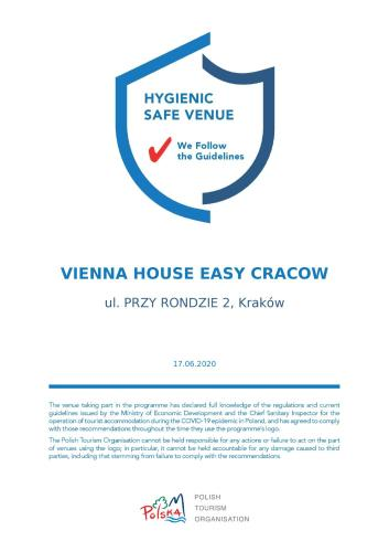 Vienna House Easy Cracow - Photo 2 of 44