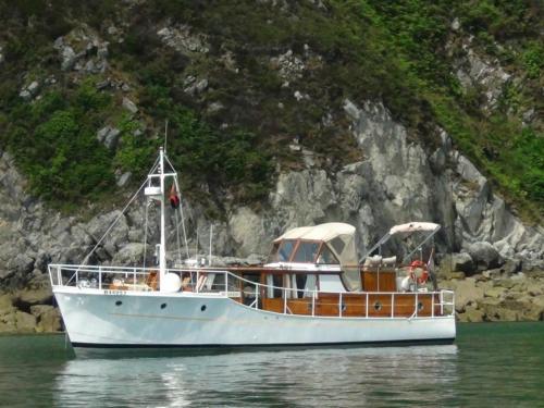 Yacht classic privatisé - Hôtel - Sainte-Marie