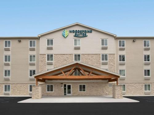 Woodspring Suites Merrillville