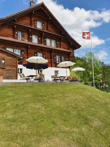 Ybrig Lodge - Accommodation - Unteriberg