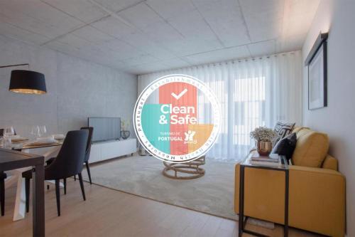 Liiiving in Gaia - Beach Seaside Apartment, 4400-415 Vila Nova de Gaia