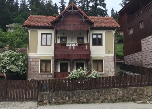 Casa Karola Ház - Accommodation - B?ile Tu?nad
