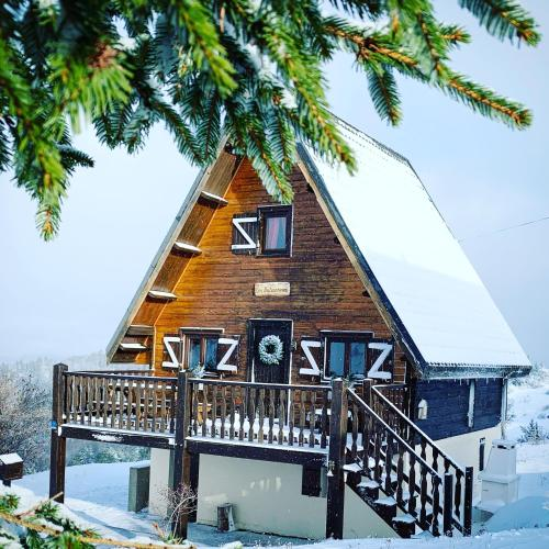 Chalet les Dalmatiens Station de ski de Camurac