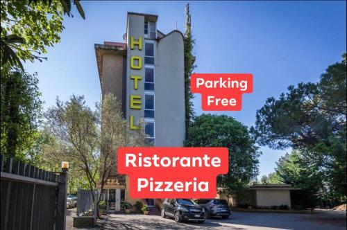 Hotel Real Ristorante e Pizzeria PARKING FREE !!! - Florence
