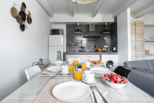 Two-Bedroom House Casas Pirineos 10