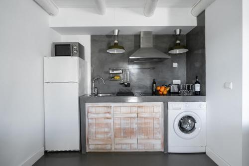Two-Bedroom House Casas Pirineos 9