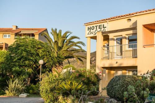 Hotel Les Galets - Hôtel - Saint-Florent