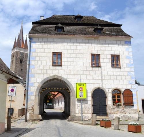 Apartmán Horní Brána