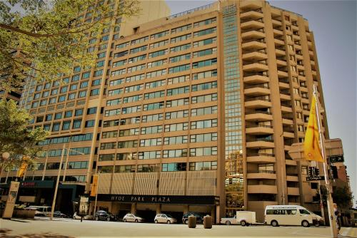 Accommodation Sydney City Centre - Hyde Park Plaza 3 bedroom 1 bathroom Apartment - image 12
