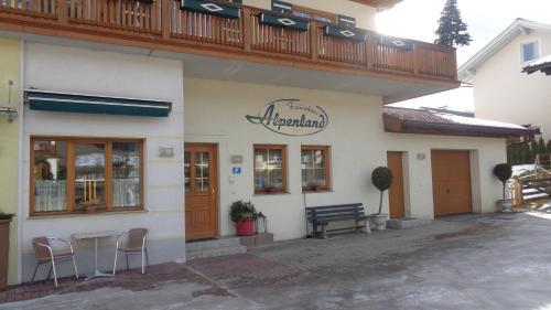 Фото отеля Ferienhaus Alpenland