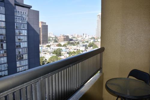 Accommodation Sydney Studio with balcony apartment - image 1