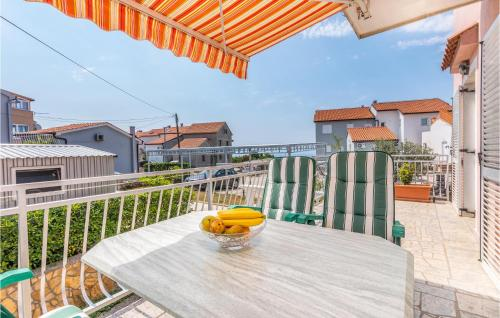 Nice apartment in Omisalj w/ WiFi and 1 Bedrooms - Apartment - Omišalj