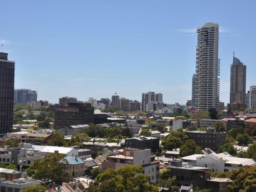 Accommodation Sydney Studio with balcony apartment - image 12