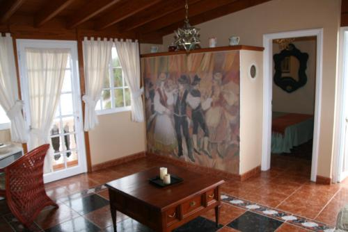 Casa del Abuelo Buenavista del Norte Oda fotoğrafları