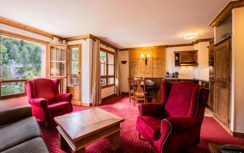 L'Ekrin des Arcs - Arc 1950 Le Village - Duplex 8 pers - Hotel - Arc 1950