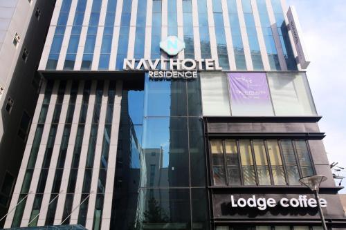 Navi Hotel Residence - Accommodation - Seoul
