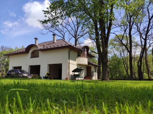Лесной дом котедж в Моршине
