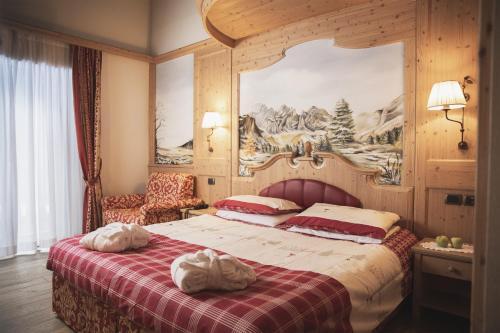Hotel Rubino Deluxe Campitello di Fassa