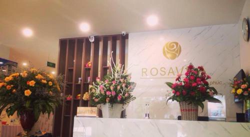 Rosa Villa Hotel & Apartment, Thái Nguyên