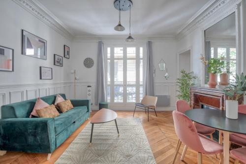 Splendide appartement à 10 min de Bastille - Location saisonnière - Paris