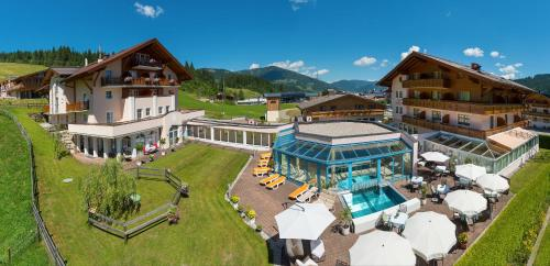 Hotel Vierjahreszeiten - Flachau