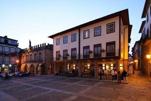 da Oliveira, Pension in Guimarães