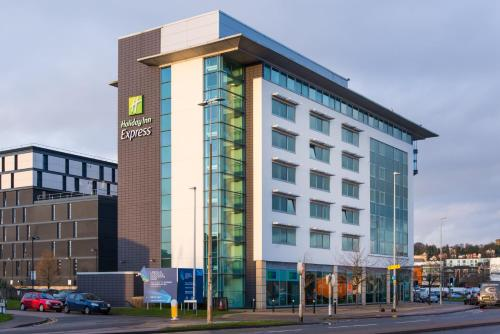 Holiday Inn Express Lincoln City Centre, Lincolnshire