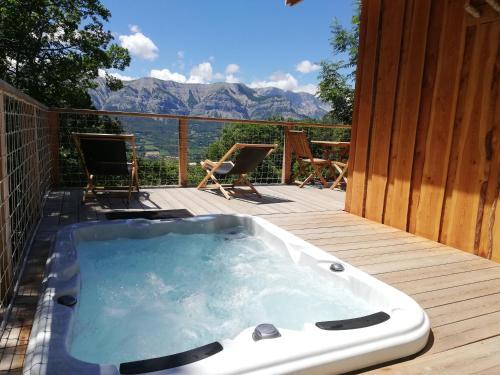 Ma Cabane des Hautes-Alpes - Chalet - Saint-Julien-en-Champsaur