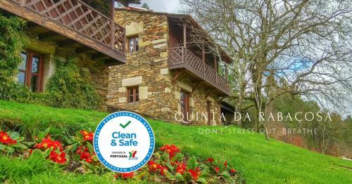 . Quinta da Rabaçosa - Turismo Rural