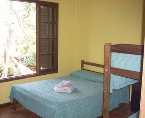 Bed in Dormitory Room for 6 people El Guembe Hostel House