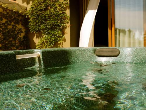Deluxe Room Hotel Swiss Moraira 4