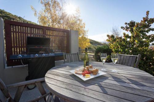 Luxury Cardrona Villa 10 - Accommodation - Cardrona