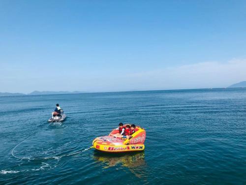 粉紅海濱度假屋 Pinky Marine Pension