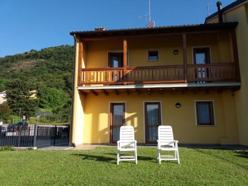 Casa Vacanze La Palanca - Hotel - Revine Lago