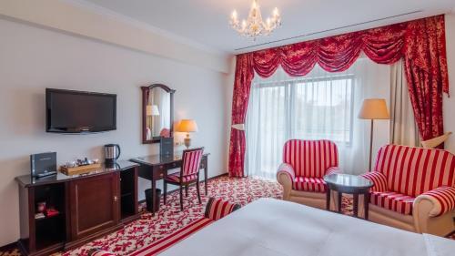 Hilton Sibiu - Accommodation