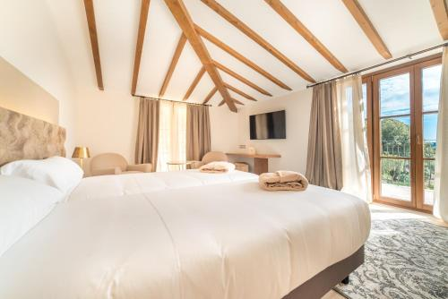 Standard Double Room Hotel Creu de Tau Art&Spa-Adults only 6