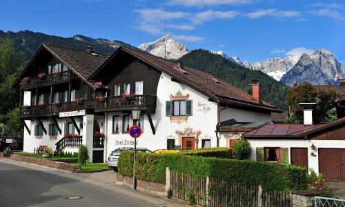 Bed and Breakfast Hotel Garni Trifthof Garmisch-Partenkirchen