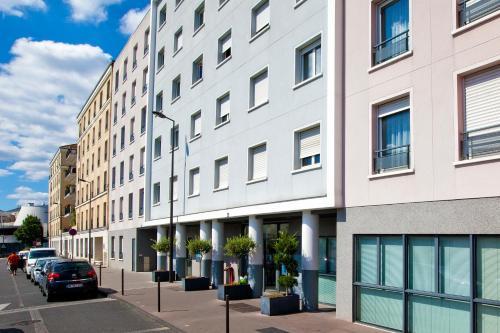 Séjours & Affaires Paris Vincennes - Hôtel - Vincennes