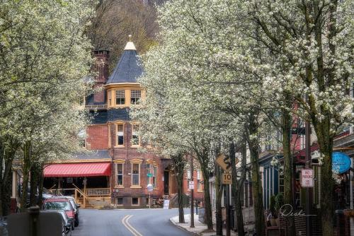 The Dolon House Bed & Breakfast! - Accommodation - Jim Thorpe