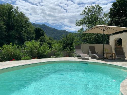 La Source 8 couchages - Location saisonnière - Valle-d'Alesani