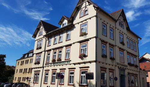 . Garni-Hotel Alt Wernigeröder Hof